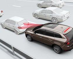 adaptive cruise control, ADAS,self-driving cars, Volvo