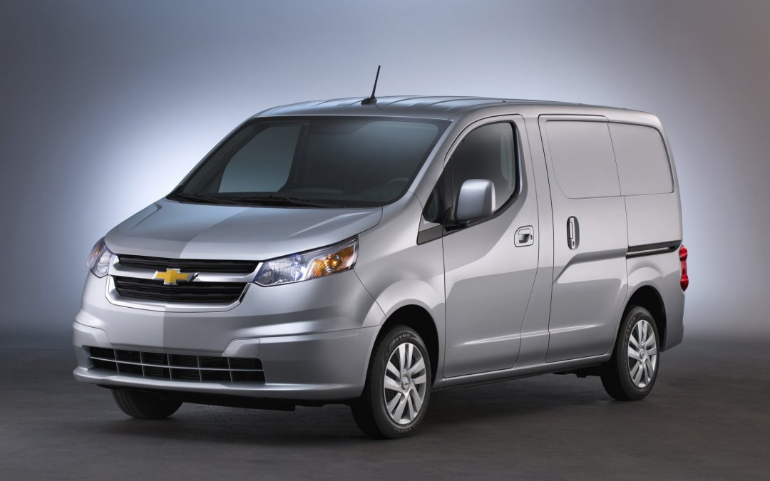 Road Test: 2015 Chevrolet City Express LT