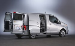2015 Chevrolet,City Express,functional,work van,mpg, fuel economy, storage
