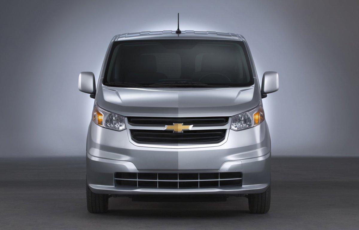 2015 Chevrolet,City Express,mpg, fuel economy,compact van