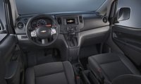 2015,Chevy City, Express,work van,interior