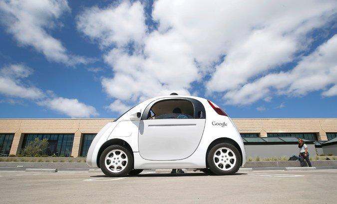 Google,self-driving car,connected car