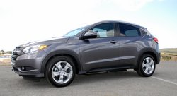 2016 Honda, HR-V,subcompact crossover