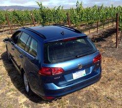 2015 VW, Volkswagen Golf Sportwagen, TDI, clean diesel