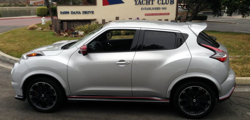 2015 Nissan, Juke NISMO