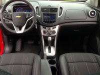 2015 Chevy,Chevrolet Trax, interior