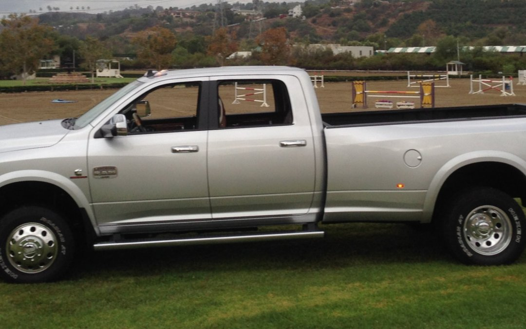Road Test: 2015 Ram 3500 Cummins Diesel Laramie Longhorn Crew Cab 4X4 Long Box