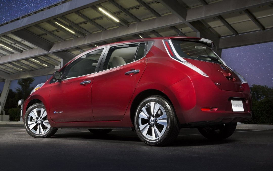 Update: 2016 Nissan Leaf