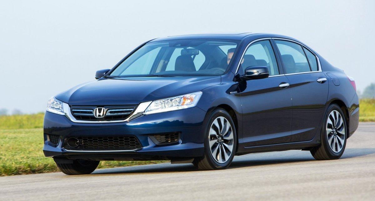 2015, Honda, Accord,Hybrid,mpg,fuel economy