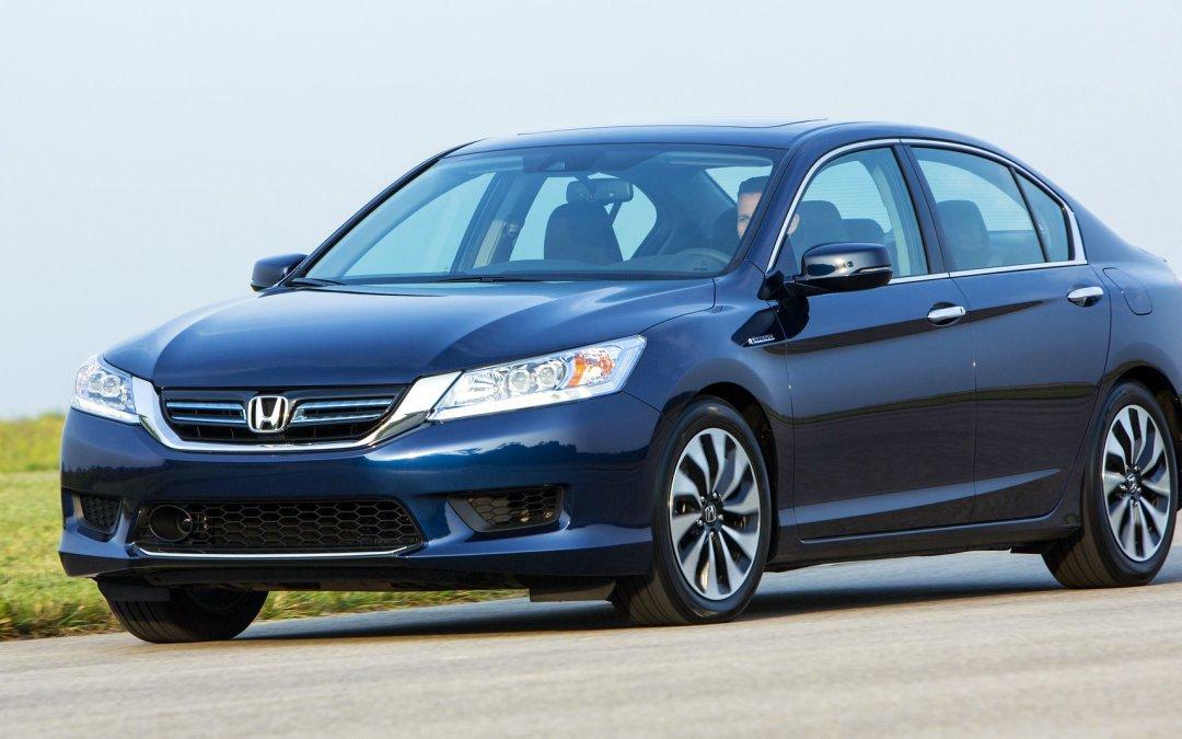 Road Test: 2015 Honda Accord Hybrid