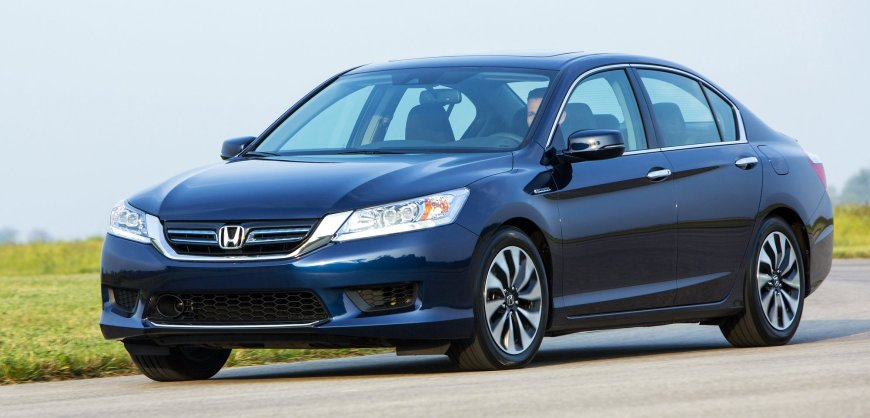 road test 2015 honda accord hybrid clean fleet report