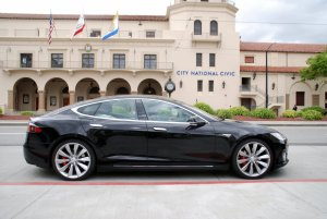 Tesla,Model S, best-seller
