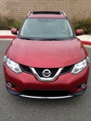 2015 Nissan,Rogue SL,fuel economy