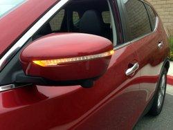 2015, Nissan Rogue,aerodynamics