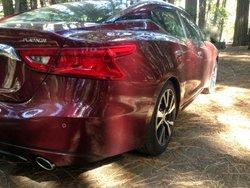 2016,Nissan Maxima,styling,design