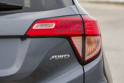 2016 Honda, HR-V AWD, crossover,