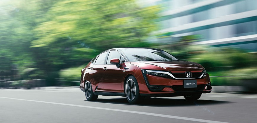 honda clarity,fuel cell vehicle,electric vehicle