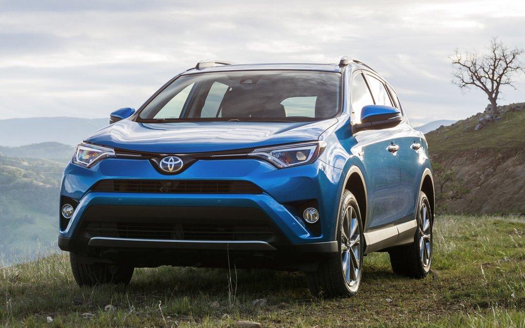 News: 2016 Toyota RAV4 Hybrid
