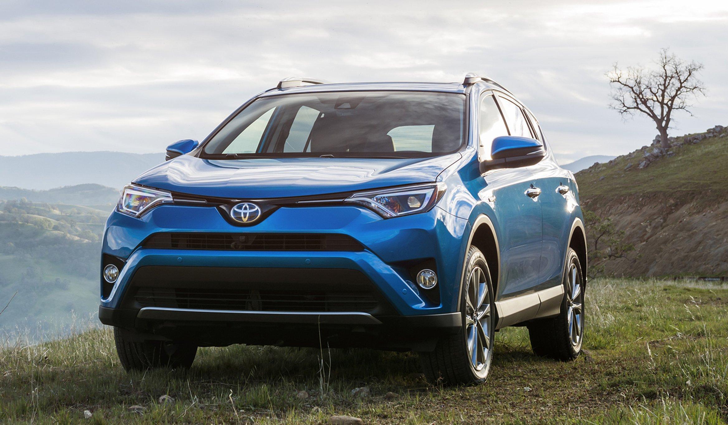 2016, Toyota,RAV4,Hybrid,mpg,fuel Economy