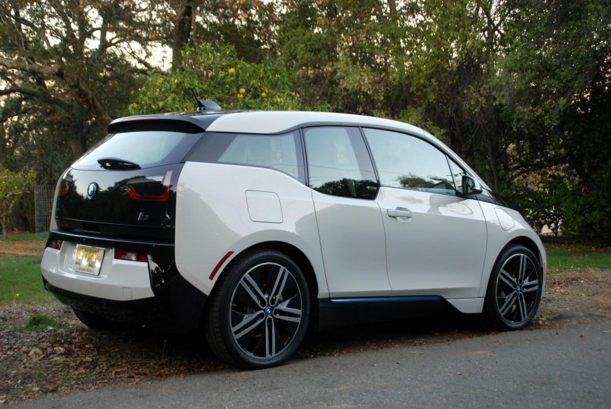 BMW,i3,electric car,plug-in hybrid,EV,