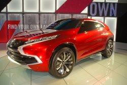 Mitsubishi,Outlander,PHEV,concept