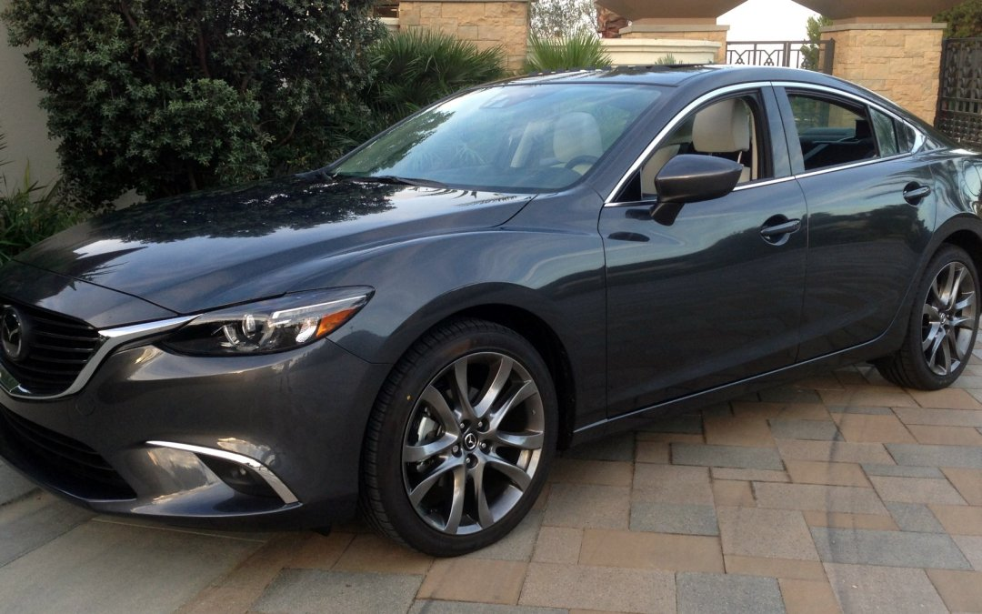Road Test: 2016 Mazda6 Grand Touring