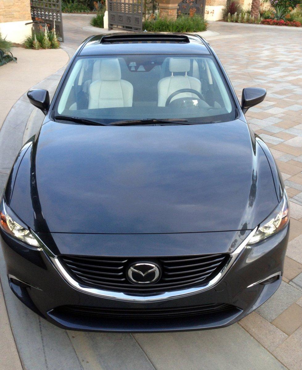 2016 Mazda6, design,kodo,mpg