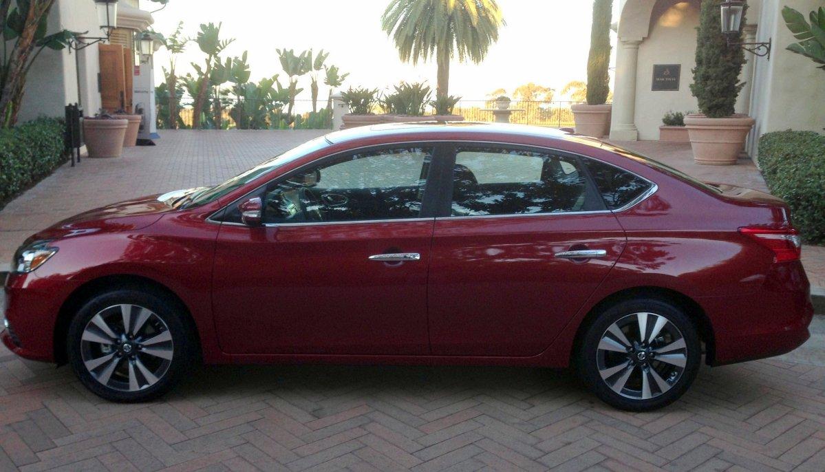 2016,Nissan,Sentra,mpg,fuel economy