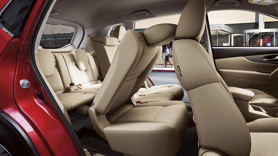 2016,Nissan Rogue,3rd row seats