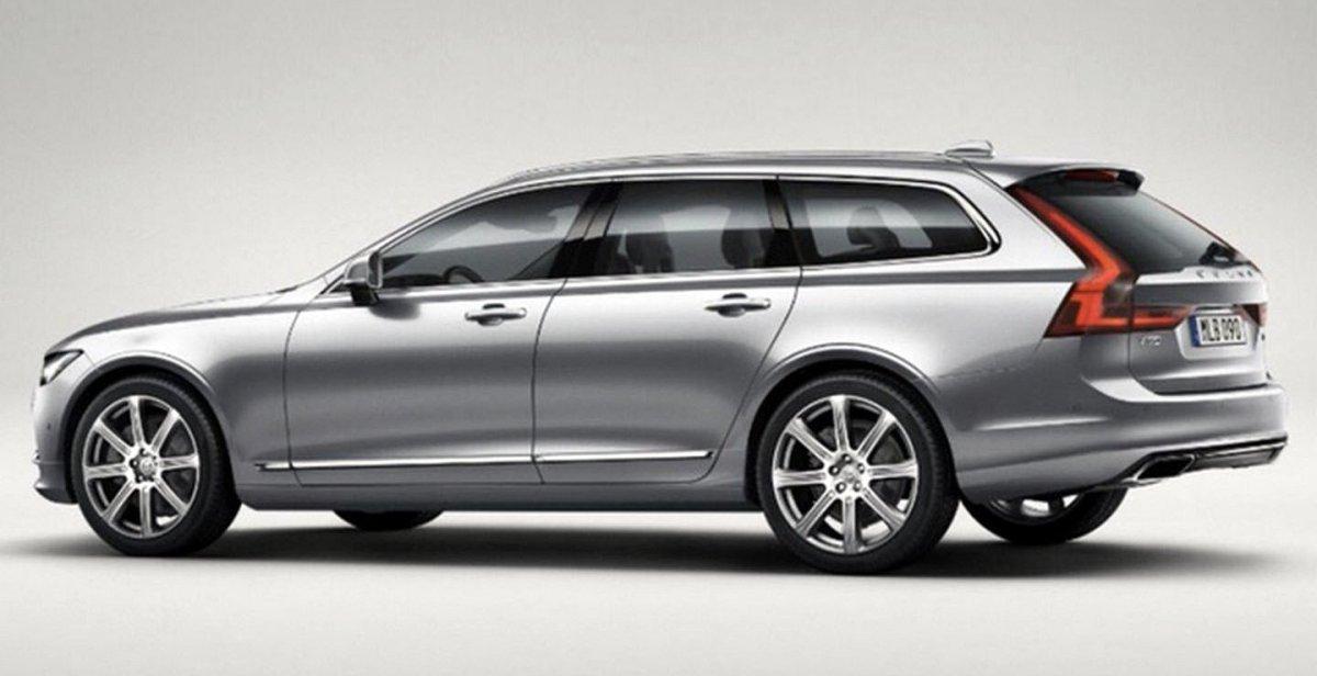 2016 volvo, V90 estate,fuel economy