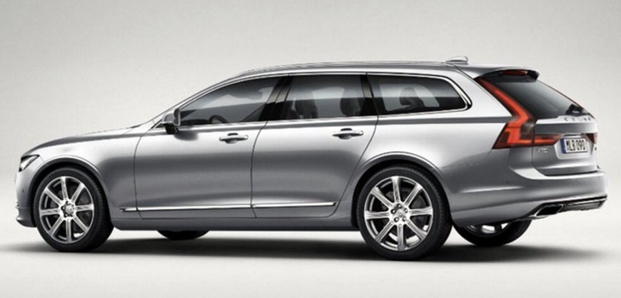 2016 volvo, V90 estate,fuel economy