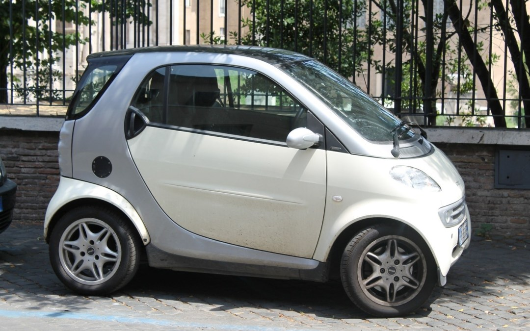 Tech: Smart Cars and Security