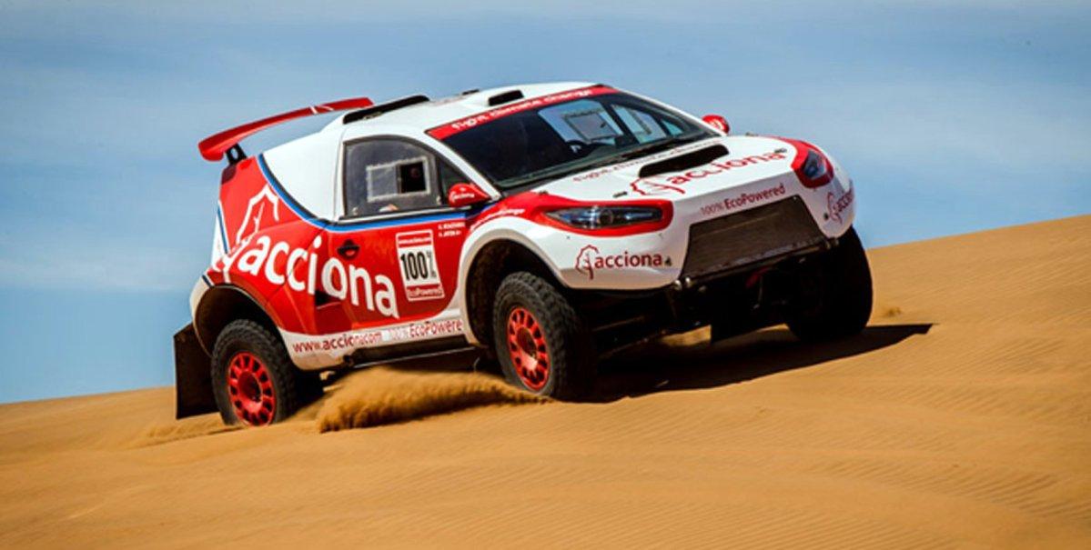 Acciona Dakar EV