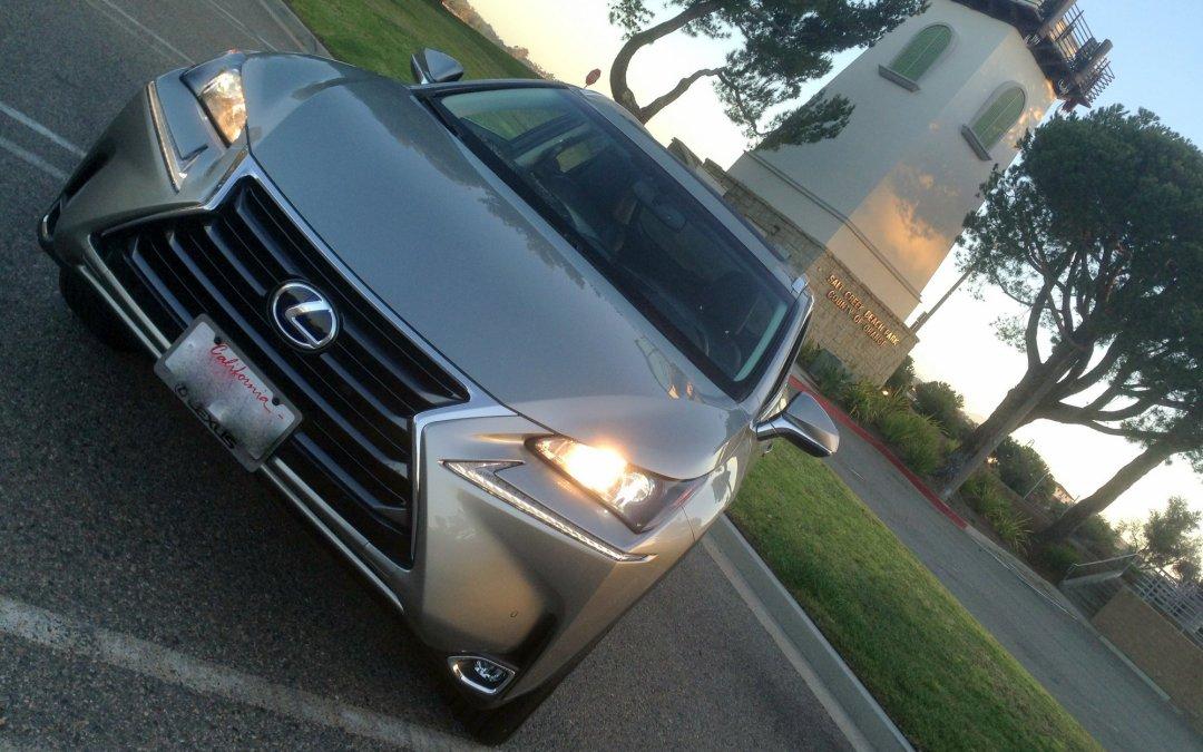 Road Test: 2016 Lexus NX 300h AWD