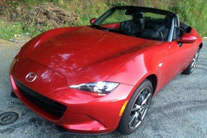 2016 Mazda MX-5, Miata,mpg,fuel economy