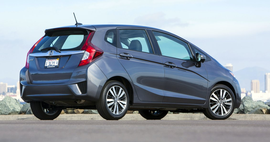 2016, Honda, Fit,mpg,fuel economy