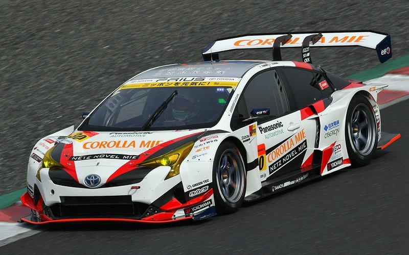 Toyota Prius Racing,green motorsports,hybrid