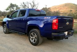 2016 Chevrolet, Colorado Diesel,mpg,fuel economy
