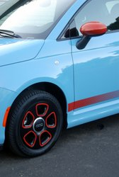 2016 Fiat 500e, EV, electric car,