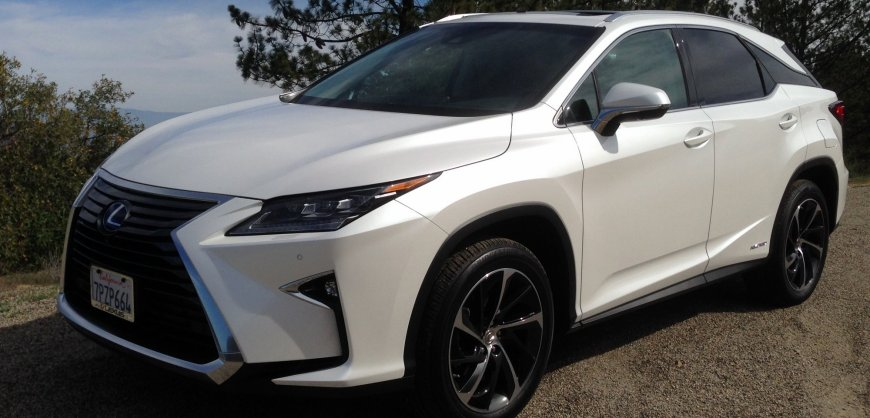 2016 RX RX 450h FWD