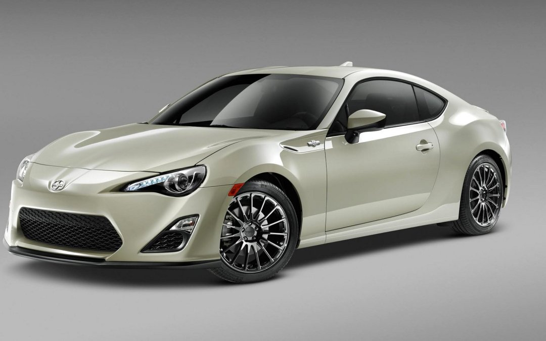 Road Test: 2016 Scion FR-S Release Series 2.0