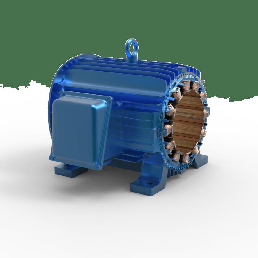 electric-motor-stator