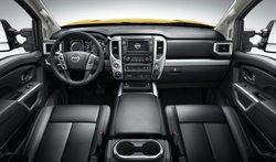 2016 Nissan Titan XD Pro-4X, interior