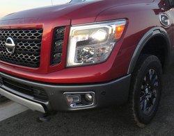 2016 Nissan Titan XD Pro-4X, styling, mpg, clean diesel