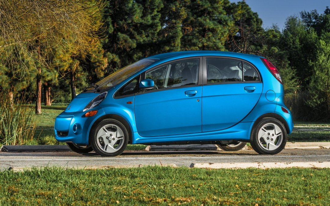 Road Test: 2016 Mitsubishi i-MiEV