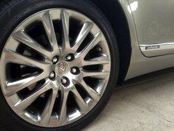 2016 Lexus LS 600h L, hybrid, mpg