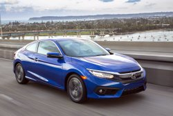 2016 Honda Civic Coupe,performance