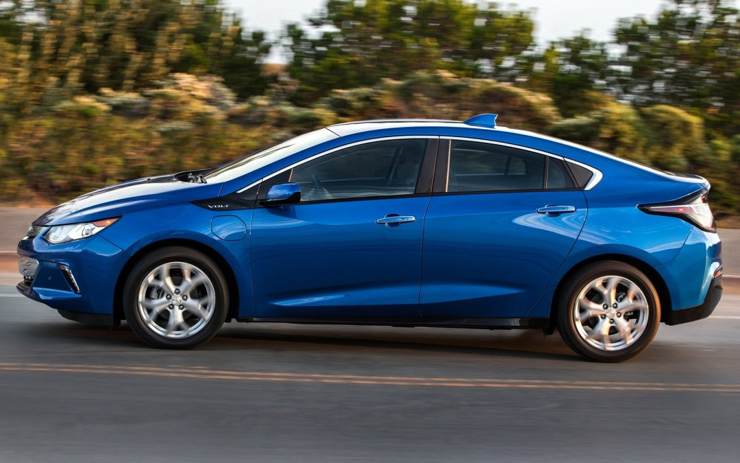Road Test: 2016 Chevrolet Volt