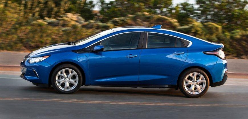 2016 Chevrolet Volt, plug-in hybrid, hybrid, ev