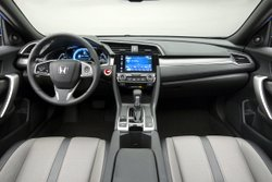 2016 Honda Civic Coupe,interior